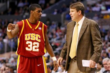 Stepheson never got the chance to play for Tim Floyd at USC.