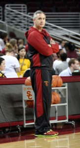 Former USC assistant coach Dieter Horton (Seth Rubinroit/Galen Central)