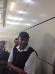 New Clippers head coach Doc Rivers said he hopes the team continues to play with an up-tempo style.