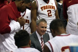 Stepheson has faith in the program Andy Enfield is building (Seth Rubinroit/Galen Central).