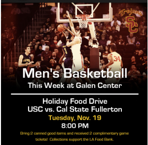 Free USC Basketball Tickets