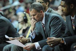 Andy Enfield Is Still Looking for His First Pac-12 Win As The Trojans Take On Colorado Today. (Photo courtesy SI.Com)