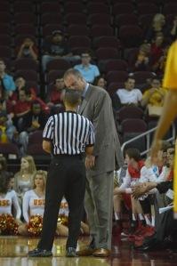 Utah coach Larry Krystkowiak (Steve Solis)