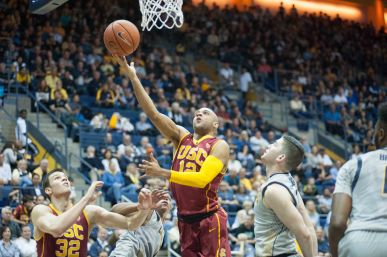 Julian Jacobs' improvement has USC heading into 2016-17 with the Pac-12 top backcourt (Charlie Magovern/GalenCentral).