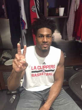 Alex Stepheson joins the likes of former Trojan greats Robert Pack and Nick Young to don a Clippers uniform.