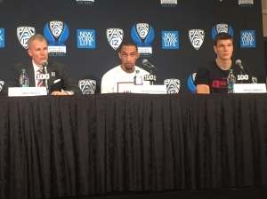 USC avenged their loss to UCLA in last year's Pac-12 Tournament.
