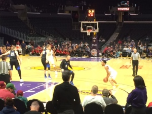 USC vs. BYU at Staples Center (Max Meyer/Galen Central)