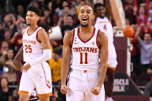 COLLEGE BASKETBALL: NOV 26 Texas A&M at USC